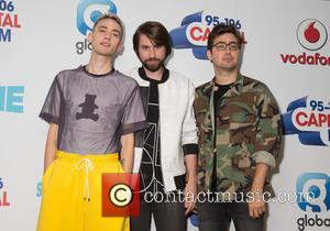 Olly Alexander, Mikey Goldsworthy, Emre Türkmen and Years & Years