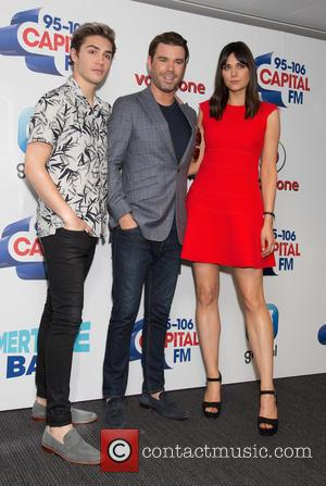 George Shelley, Dave Berry and Lilah Parsons