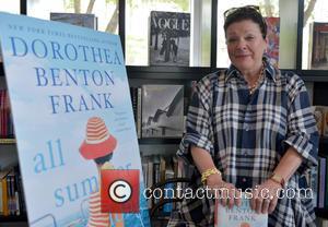 Dorothea Benton Frank at Books & Books At Adrienne Arsht Center