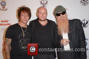 Billy Morrison, Lincoln Townley and Billy Gibbons