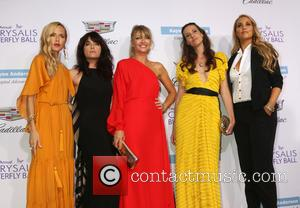 Rachel Zoe, Selma Blair, Rebecca Gayheart, Liz Carey and Elizabeth Berkley