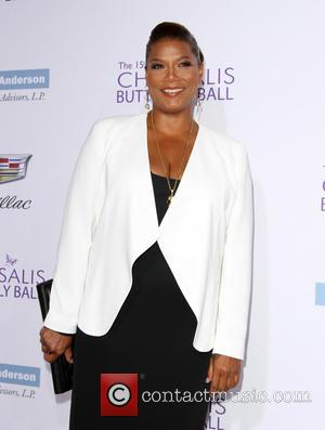 Queen Latifah - 15th Annual Chrysalis Butterfly Ball held at a private Mandeville Canyon Estate - Arrivals at Private Mandeville...