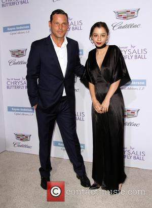 Justin Chambers and Daughter Kaila Chambers