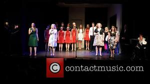 Atmosphere, Sylvia Young Theatre School, Ashley Knight, Facebook Winner and Charlotte Ann Steen