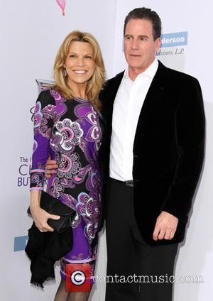 Wanna White and Husband John Donaldson