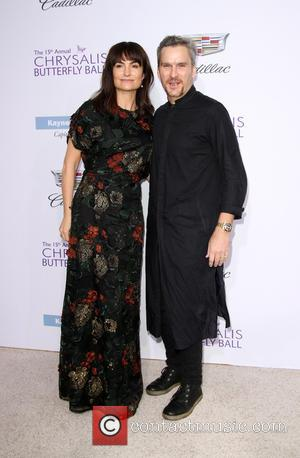 Balthazar Getty and Rosetta Getty