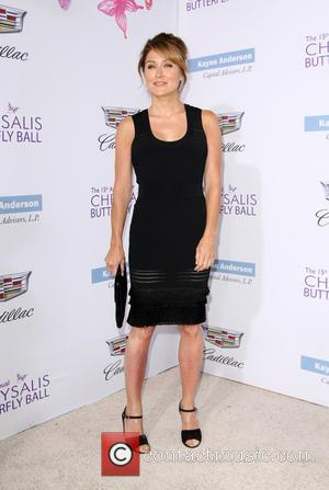Sasha Alexander - 15th Annual Chrysalis Butterfly Ball held at a Private Mandeville Canyon Estate at Private Mandeville Canyon Estate,...
