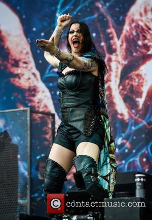 Nightwish and Floor Jansen