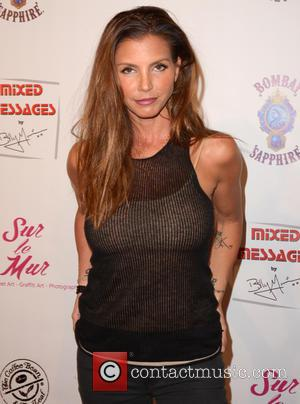 Charisma Carpenter - Billy Morrison presents 'Mixed Messages' at The Desmond - Arrivals - Los Angeles, California, United States -...