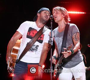 Luke Bryan and Keith Urban