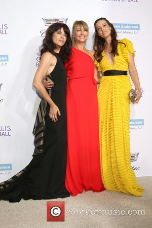 Selma Blair, Rebecca Gayheart and Liz Carey