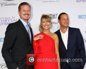 Eric Dane, Rebecca Gayheart and Justin Chambers