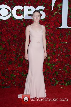 Saoirse Ronan - 2016 Tony Awards -  Red Carpet Arrivals at Tony Awards - New York, New York, United...