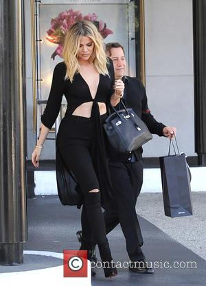 Khloe Kardashian - Khloe Kardashian and Scott Disick out and about in Los Angeles - Los Angeles, California, United States...