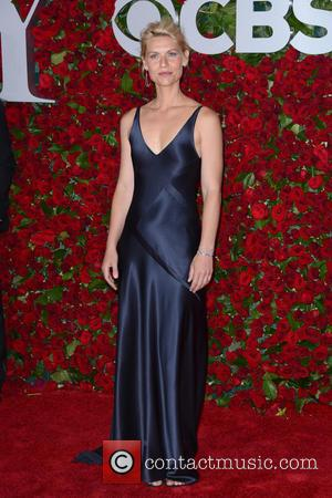 Claire Danes - 2016 Tony Awards -  Red Carpet Arrivals at Tony Awards - New York, New York, United...