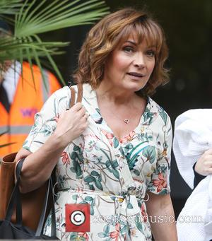 Lorraine Kelly - Lorraine Kelly outside ITV Studios - London, United Kingdom - Tuesday 14th June 2016