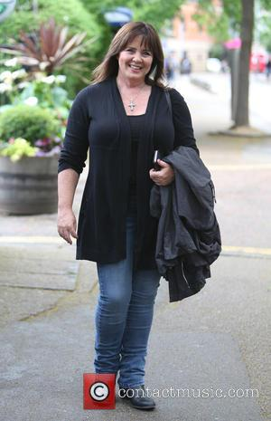 Coleen Nolan - Coleen Nolan outside ITV Studios - London, United Kingdom - Tuesday 14th June 2016
