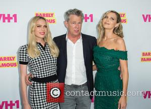David Foster, Actress Erin Foster and Sara Foster