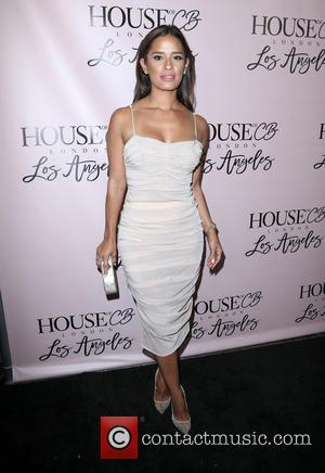 Rocsi Diaz - House Of CB Flagship Store Launch at House Of CB Store - West Hollywood, California, United States...