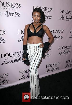 Eva Marcille - House Of CB Flagship Store Launch at House Of CB Store - West Hollywood, California, United States...