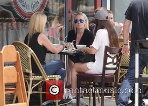 Kim Richards, Brooke Brinson and Kimberly Jackson