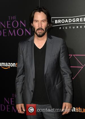 Keanu Reeves' Visit To Parliament Sends Post-brexit Twitter Into A Meltdown
