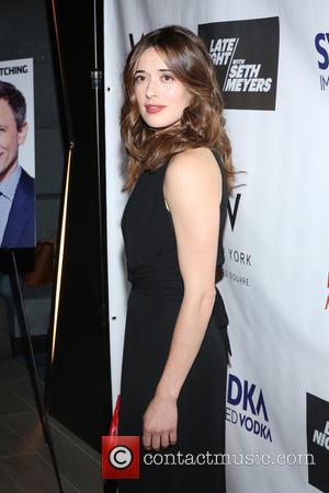Marina Squerciati - TV Guide Magazine celebrates new cover star and 'Prince of Late Night' Seth Meyers - New York...