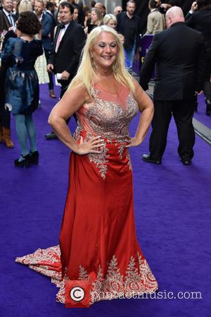 Vanessa Feltz - Stars gather for the press night of the new Disney production of Aladdin at the Prince Edward...