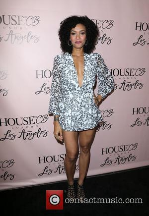 Annie Ilonzeh - House Of CB Flagship Store Launch at House Of CB Store - West Hollywood, California, United States...