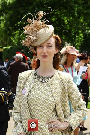 Olivia Grant - Sightings - Royal Ascot - Day 2 at Royal Ascot - Ascot, United Kingdom - Wednesday 15th...