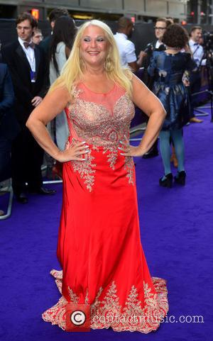 Vanessa Feltz - Aladdin theatre production press night - Arrivals - London, United Kingdom - Wednesday 15th June 2016