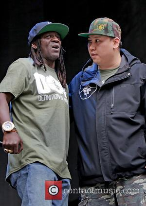 Public Enemy and Flavor Flav