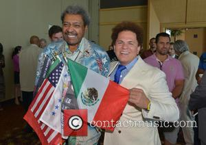 Don King and Mauricio Sulaiman