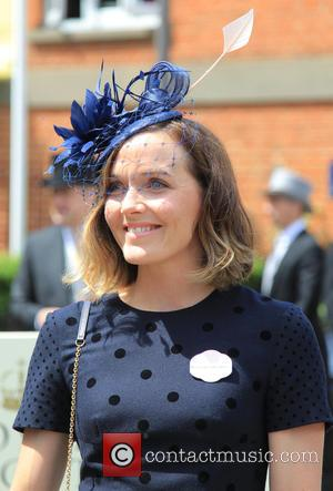 Victoria Pendleton - Glamour returns to Ascot Racecourse on day 2 of Royal Ascot after yesterdays wet and rainy opening...