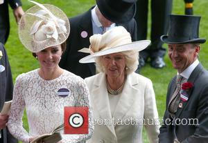 Catherine, Duchess Of Cambridge, Camilla and Duchess Of Cornwall