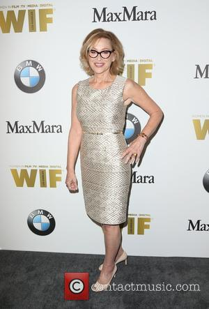 Blythe Danner - Women In Film 2016 Crystal + Lucy Awards - Arrivals - Los Angeles, California, United States -...