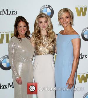 Women In Film President Cathy Schulman, Natalie Dormer and Max Mara Brand Ambassador Nicola Maramotti