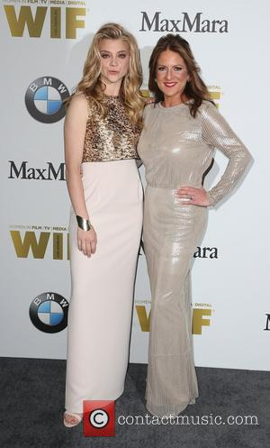 Natalie Dormer and Cathy Schulman