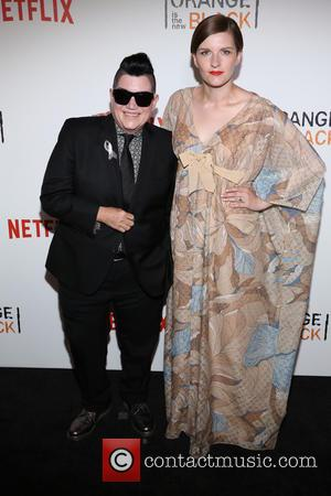 Chelsea Fairless and Lea Delaria