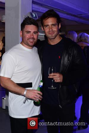 Spencer Matthews and Guest