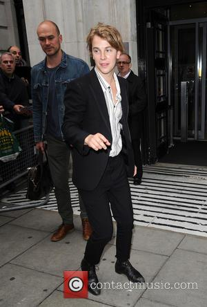 Tom Odell - Celebrities at BBC Radio 2 - London, United Kingdom - Friday 17th June 2016