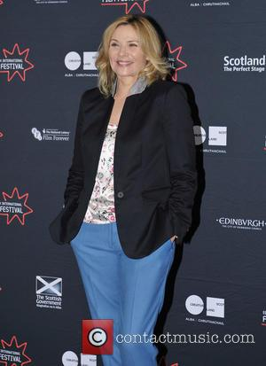 Kim Cattrall - Members of the various Film Juries at a press photo call in the Apex Hotel, Grassmarket, Edinburgh...