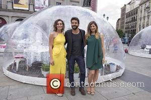 Alejandra Osborne, Lucia Jimenez and Antonio Velazquez
