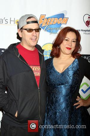 Phil Laak and Jennifer Tilly