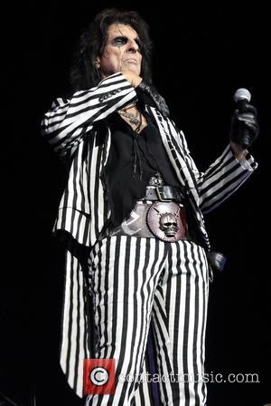Alice Cooper at O2 Arena