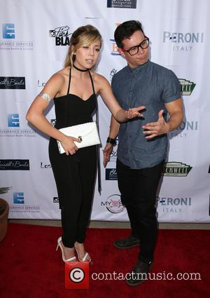 Jennette Mccurdy and Colton Tran