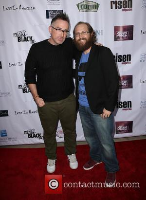 Darren Lynn Bousman and Brett Johnson