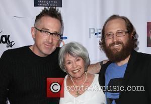 Darren Lynn Bousman, Susan Davis and Brett Johnson