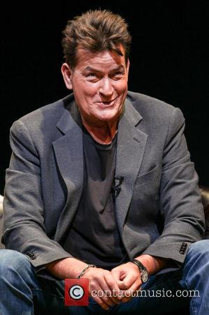 Charlie Sheen Flown To Cleveland As World Series Lucky Charm