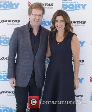 Andrew Stanton and Lindsey Collins